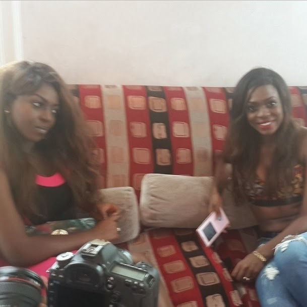 Yvonne Okoro Caught In The Act (Watch)   Movies