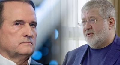 Зеленський запропонував провести дебати Медведчука з Коломойським