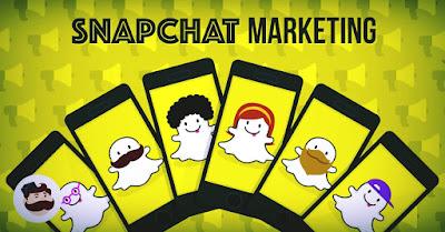 إحصائيات-عن-تطبيق-Snapchat