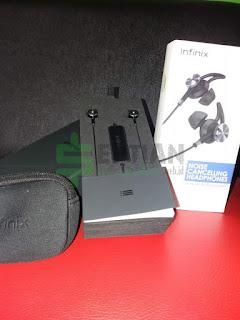 unboxing infinix xe 02
