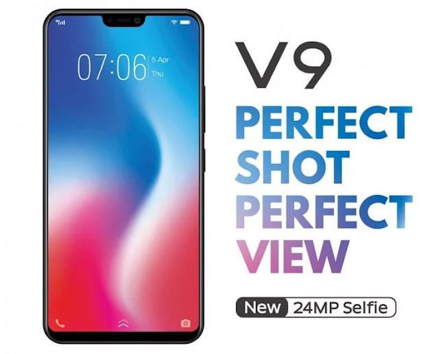 Desain Mirip iPhone X! Vivo V9 Kamera 24MP Diluncurkan Bulan ini