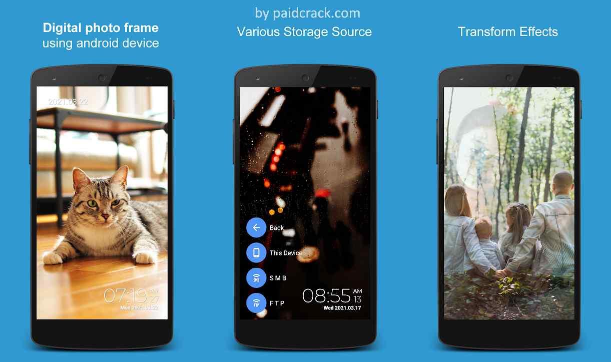 Photo Story Pro - digital photo frame Mod Apk 1.1 [Paid]