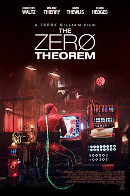 Póster película Teorema Zero