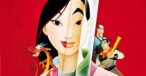 Libro versus Película. Balada de Mulan, Mulan - Cine de Escritor