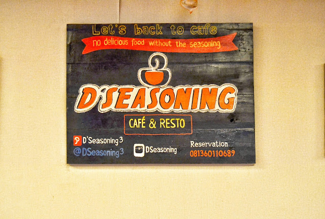 D'Seasoning Cafe & Resto