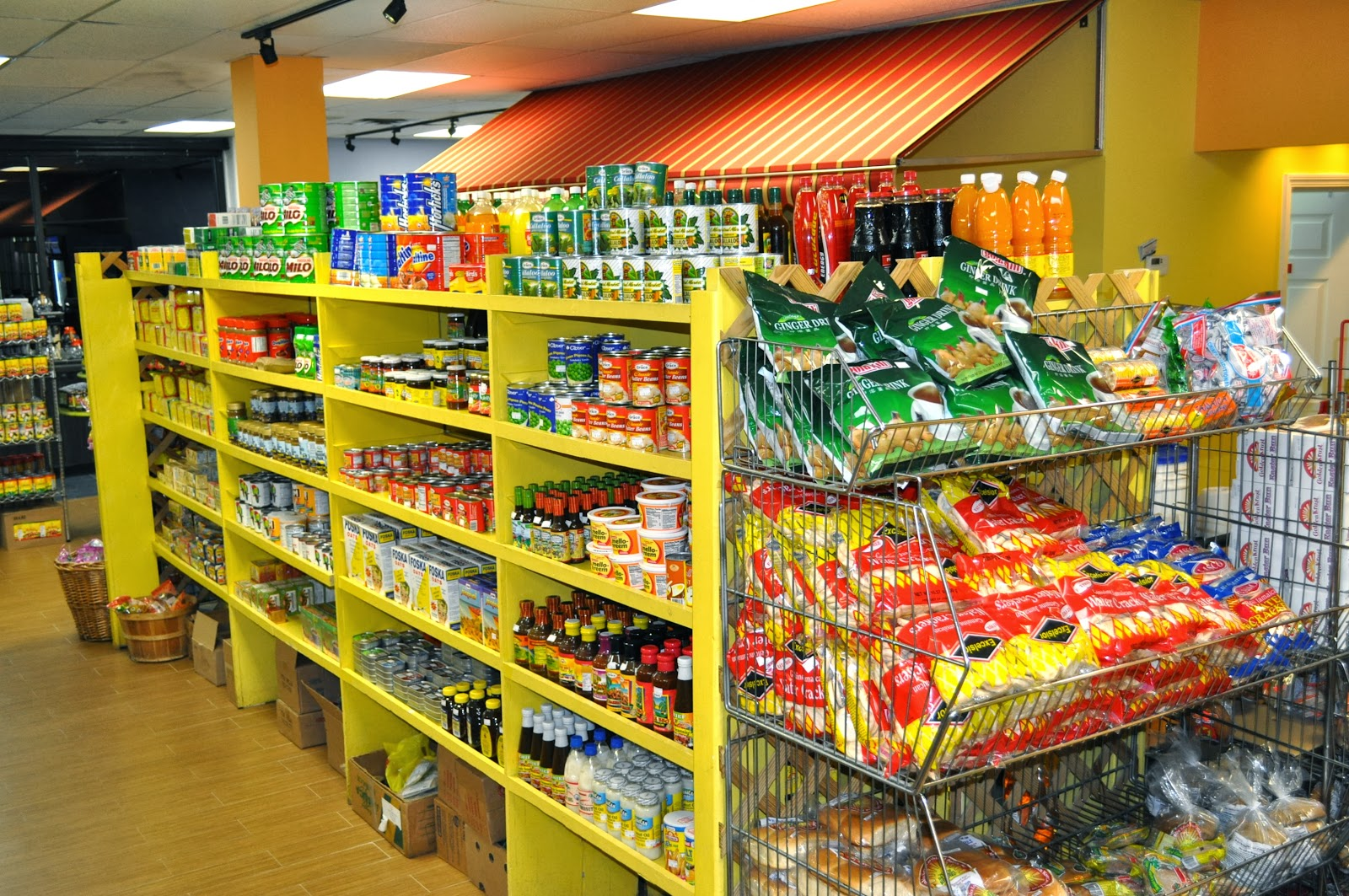 Imported Foods We Eat