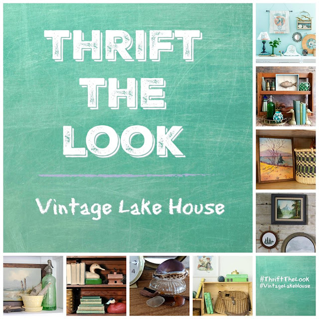 Thrift the Look Vintage Lakehouse