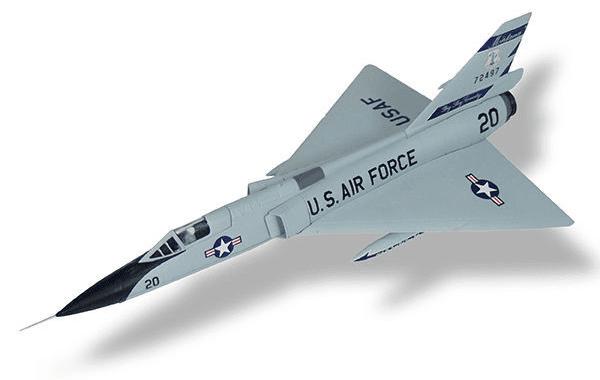 aviones de combate F-106A