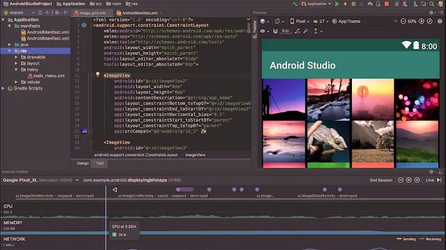 emulator android ringan 2019