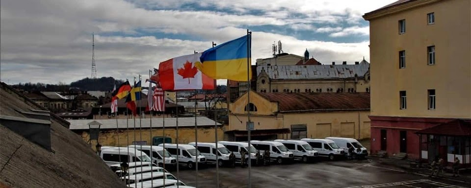 Конгрес-хол на місці навчального центру НАТО