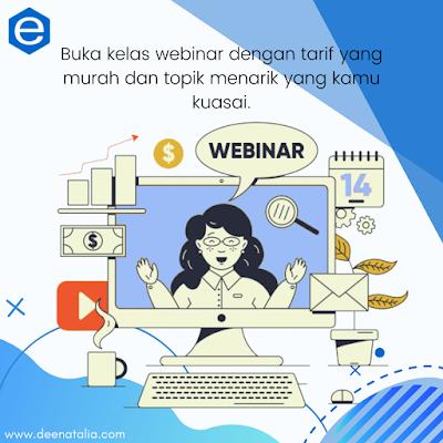 Buka Kelas Webinar Exabytes Indonesia