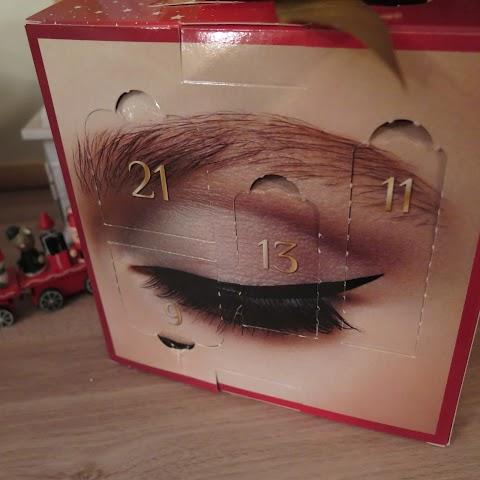 Douglas Make Up advento kalendorius 13,14,15 ir 16 dienos