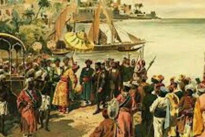Sejarah Masuknya Islam Pertama Kali Ke Pulau Jawa