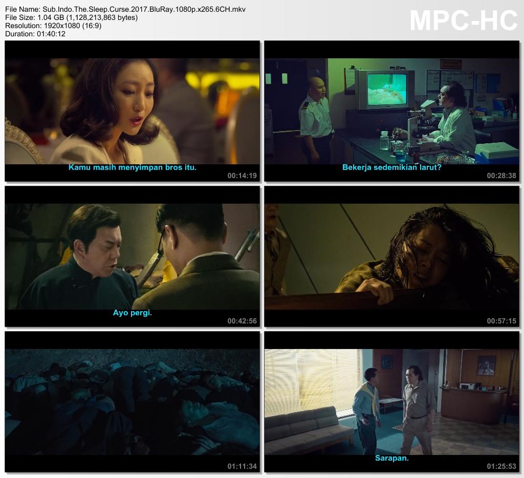 Screenshots Download Film Gratis Shi mian (2017) BluRay 1080p X265 HEVC 6CH Subtitle Indonesia MKV Nonton Film Gratis Free Full Movie Streaming
