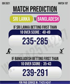 10 over lambi pari full score prediction reports