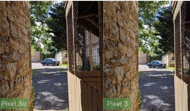 Is pixel 3a camera same as pixel 3?