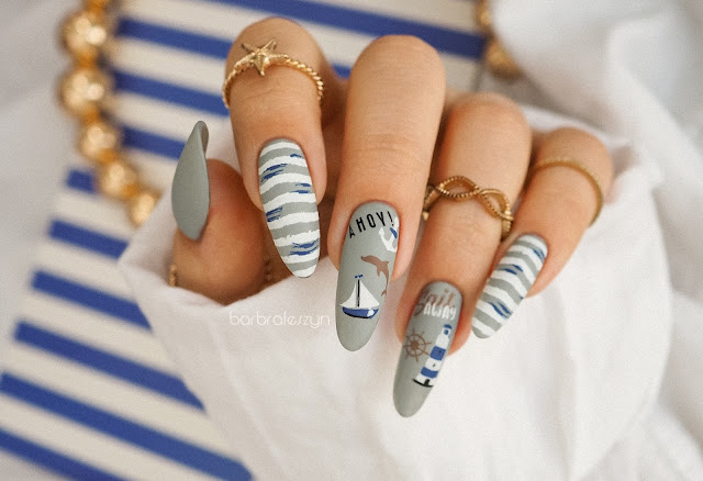 clear jelly stamper nails