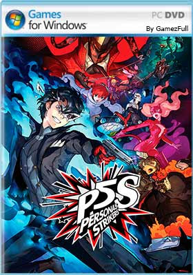 Persona 5 Strikers (2021) PC Full Español [MEGA]