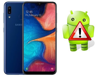 Fix DM-Verity (DRK) Galaxy A20 SM-A205FN FRP:ON OEM:ON