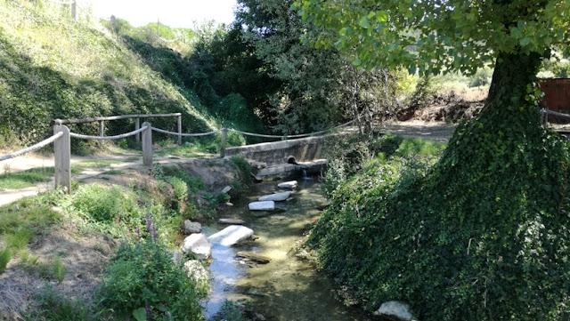 Rio das Nascentes das Loureiras