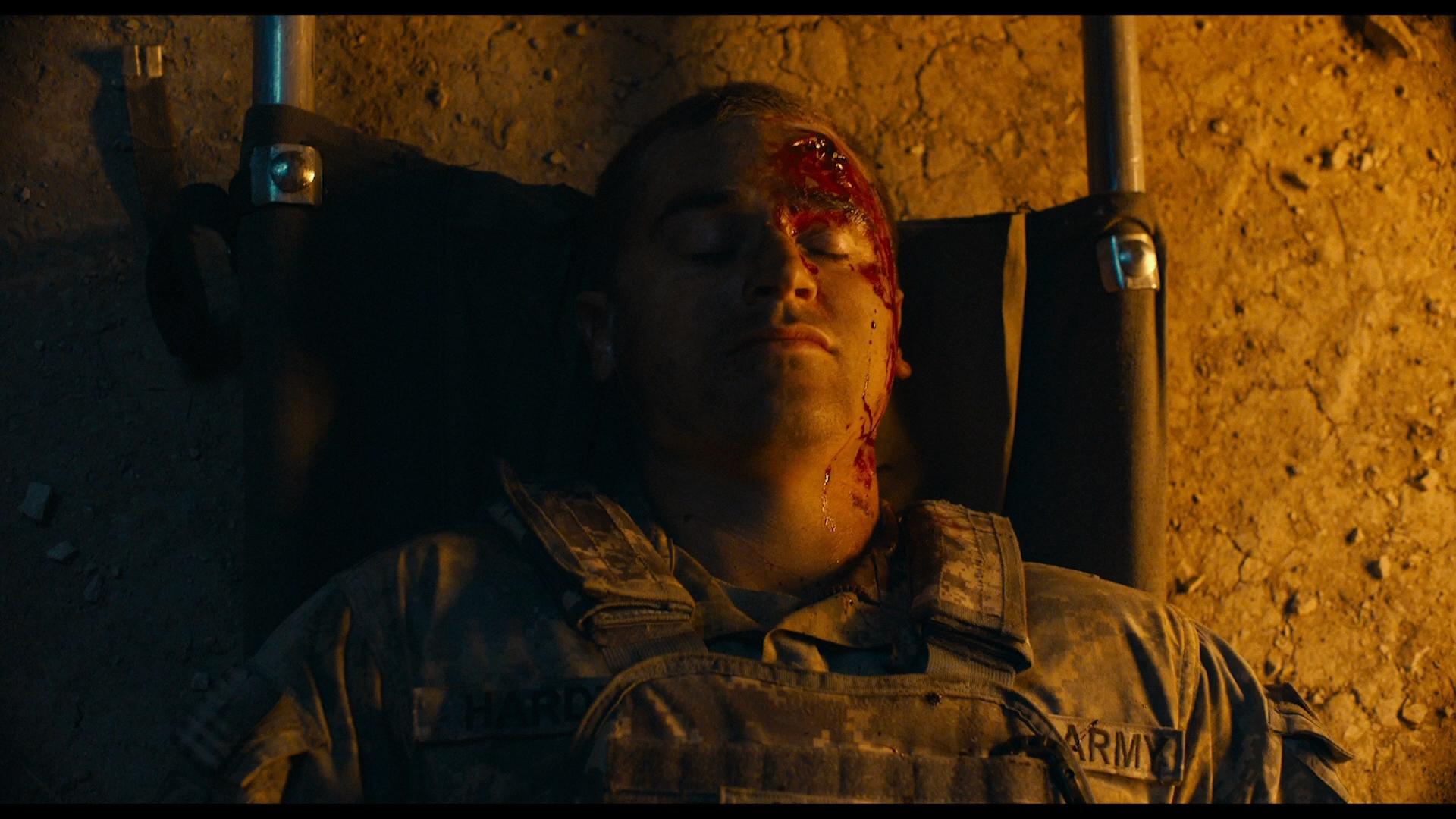 La Batalla de Kamdesh (2020) 1080p Remux Latino
