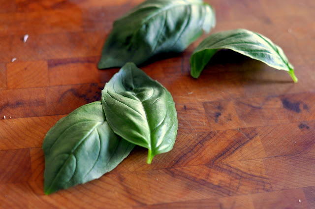 Fresh Basil | Taste As You Go