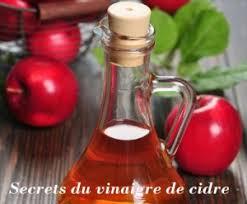 secrets vinagre