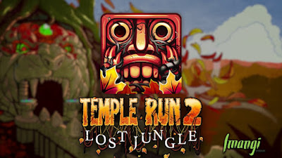 Temple Run 2 Mod Apk for Android (Unlocked/free shopping)