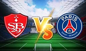 بث مباشر مباراة باريس سان جيرمان ضد ستاد بريست 29 اليوم