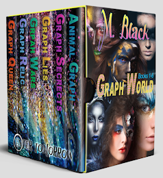 Graph World Box Set, Books 1-6 (Out Dec 15th, 2017)