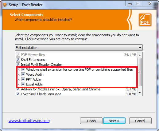 Foxit Convert Pdf To Word