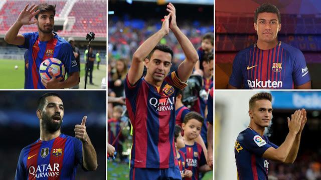 Thay thế Xavi, nhiệm vụ bất khả thi của Barcelona?