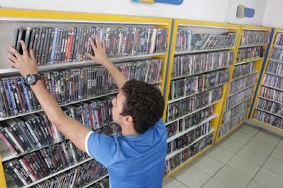 Locação de vídeos em Fortaleza/CE