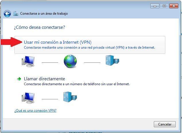 Configuración de windows pptp vpn 8 1 : Borrar el historial