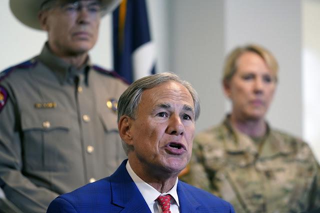 Thống đốc Texas