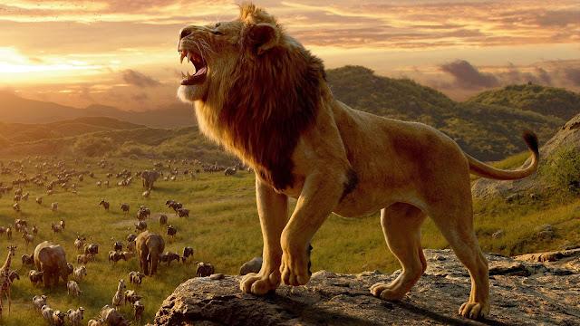The lion king 2019 hindi