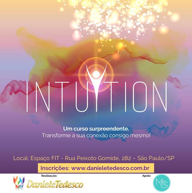 Convite: Curso Intuition - Desenvolvimento da Intuição