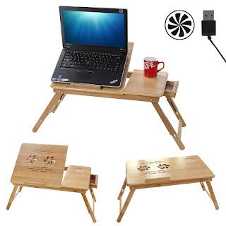 foldable laptop, laptop table