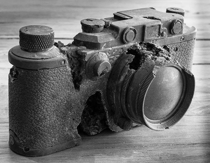 Раритетный фотоаппарат | Археологические находки на Фото Ньюс