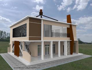jasa desain masjid solo