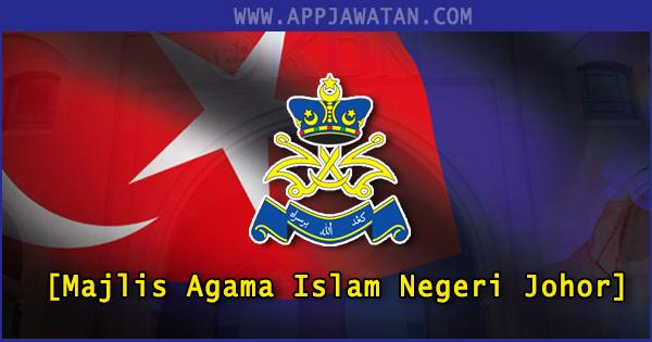Jawatan Kosong Majlis Agama Islam Negeri Johor (MAIJ)
