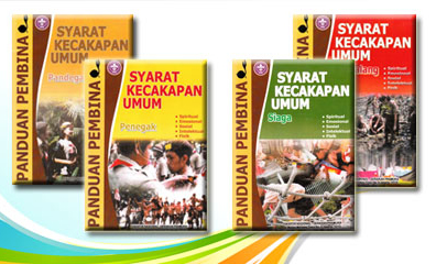 Buku Panduan Penyelesaian SKU Pramuka Siaga, Penggalang, Penegak dan Pandega