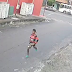 VIDEO: FLAMENGUISTA ASSALTA MULHER NO BAIRRO ZUMBI, ZONA LESTE DE MANAUS