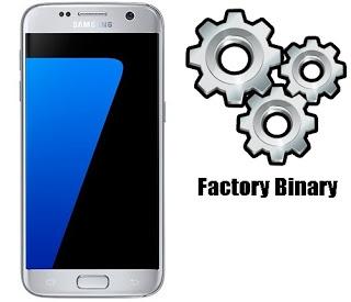 Samsung Galaxy S7 SM-G930T Combination Firmware