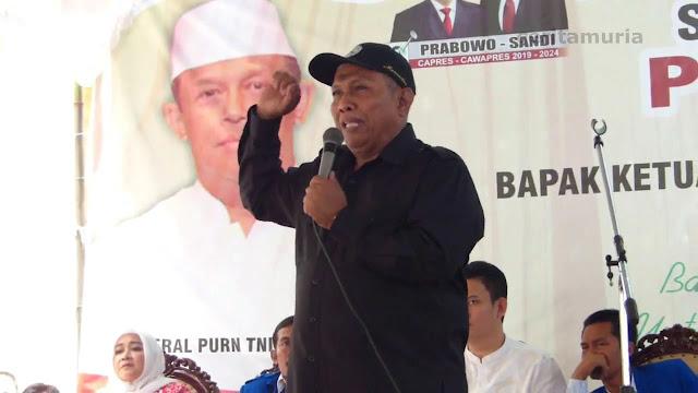 Owner PO Haryanto: Saya Bernazar Jika Prabowo Menang, Saya Jual Bus Saya 1 M Untuk Disedekahkan
