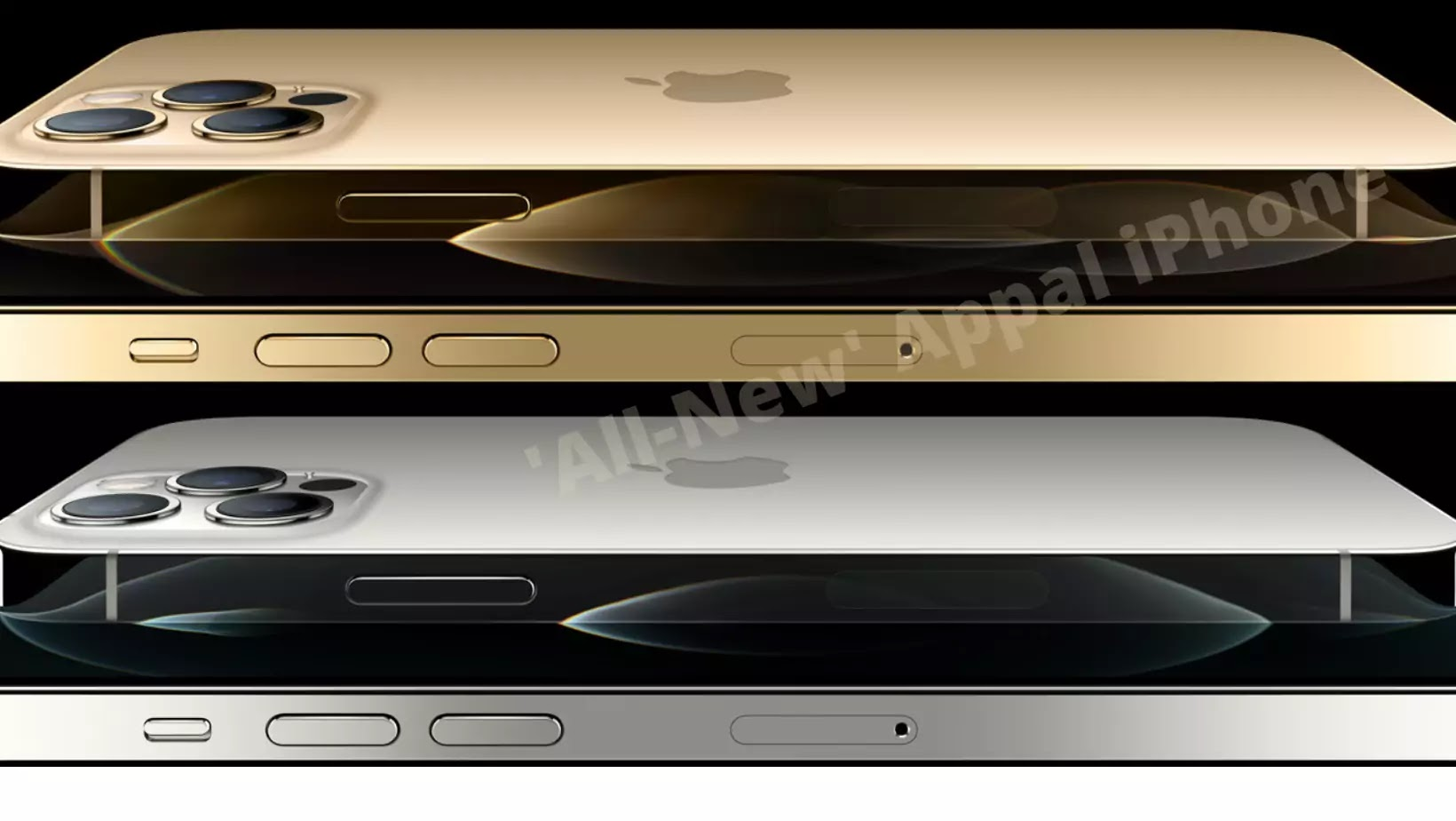2021 iPhone Shock revealed as seven 'All-New' Appal iPhone
