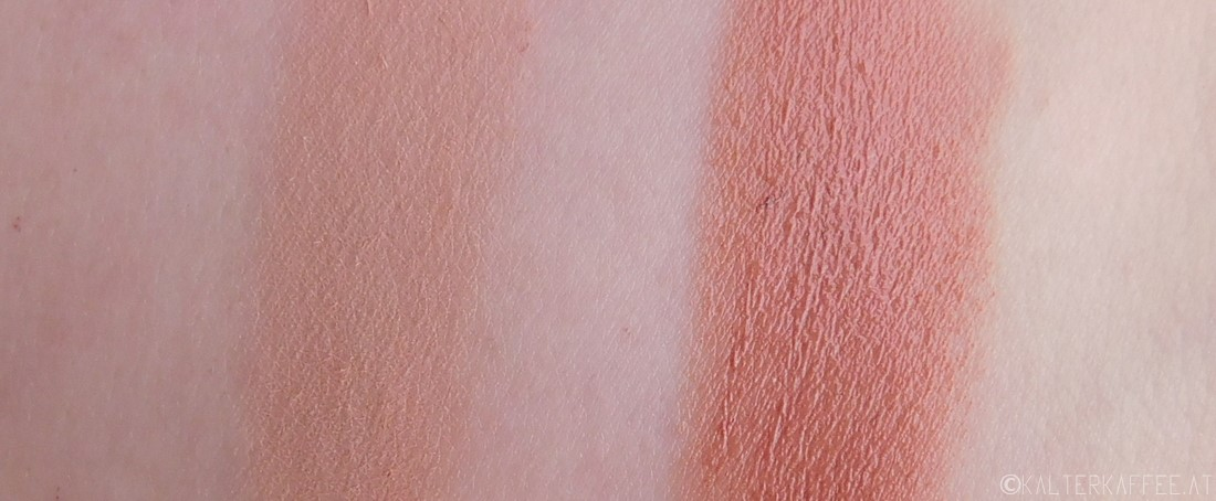 GOSH Rose Whisper blush swatch