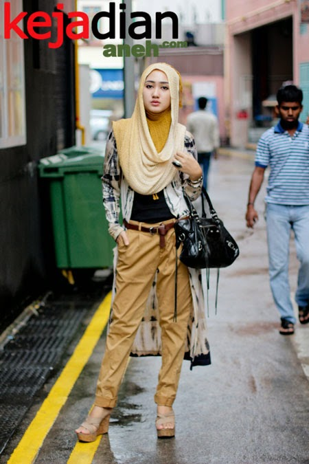 Fashion Blogger Ber Hijab Indonesia
