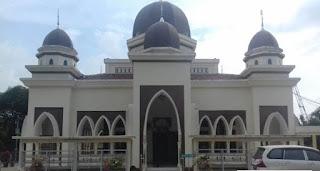 Masjid Air Hangat