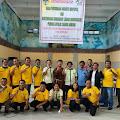 Lumban Simare-mare Ketua Pemuda Katolik Cabang Samosir Periode 2021-2024